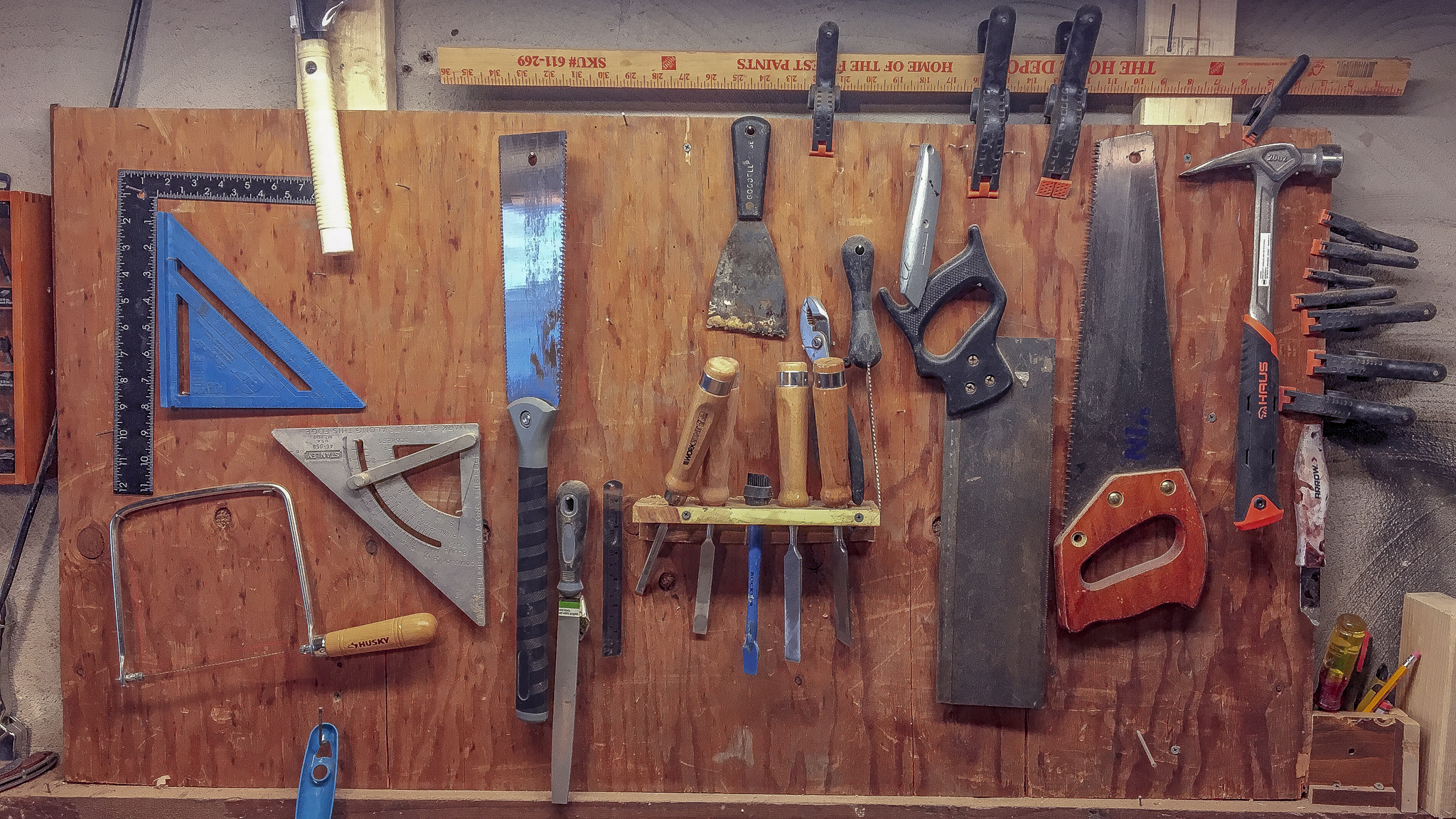 The Minimalist Diy Woodworking Toolkit For Under 200 Living From